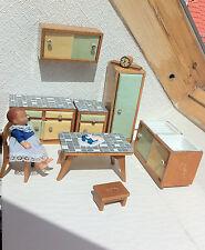 Linus Dähnert DDR Erzgebirge Puppenstube Puppenhaus Küche