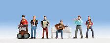NOCH 36563 Straßenmusiker 1:160