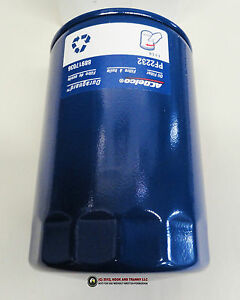 01-15 Sierra Silverado 2500 3500 HD Duramax Oil Filter GM/ACDELCO