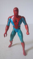 MARVEL SUPER HEROES SECRET WARS - RED SPIDER-MAN - MATTEL 1984 RARE
