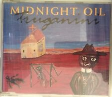 "MIDNIGHT OIL 'Truganini' Rare 1993 2Trk CD ""Bushfire"""