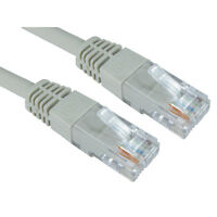 RJ45 Ethernet Network Cable Cat6 Lead FULL COPPER LAN UTP Patch Wholesale