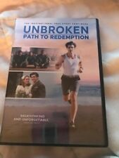 Unbroken: Path to Redemption (Dvd,2018)*Free Shipping*