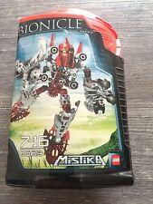 LEGO Bionicle Toa Tahu 8689 NEU&OVP
