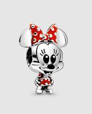 Charm Pandora Minnie Mouse [Plata de Ley 925] [Disney]