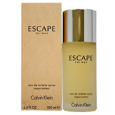 Calvin Klein Escape Cologne for Men 100ml EDT Spray