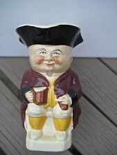 TOBY JUGS/CUPS TONY WOOD STAFFORDSHIRE ENGLAND NO.2 TOBY ENGLISH PORCELAIN CUP