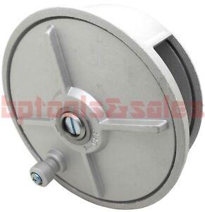 "6"" Aluminum Tie Wire Reel Coil Uncoil Cord Holder Lightwegiht Left Right Hand"