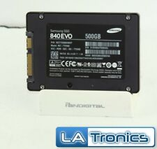 "Samsung 840 EVO 2.5"" Internal SSD Solid State Drive 500GB MZ-7TE500 Tested"