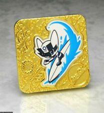 OLYMPIC PINS BADGE 2020 TOKYO JAPAN SPORT SURFING COKE COCA COLA SPONSOR GOLDEN