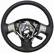 2009-13 Toyota Corolla/Matrix Steering Wheel Black Leather New OEM 4510002E80B0