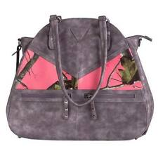 Browning Conceal and Carry Handbag – Large, Grey/Coral Camo