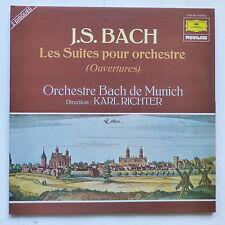BACH Suites pour orchestre KARL RICHTER 2726081