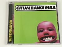 CD Tubthumper by Chumbawamba (1997) - EUC