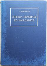 Clara Bergamini, Chimica Generale ed Inorganica ad indirizzo biologico, Ed. S...