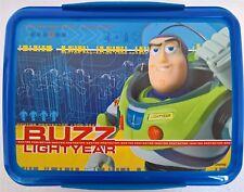 ~ Toy Story - Buzz Lightyear SCHOL KIDS BOYS MEAL LUNCH BOX