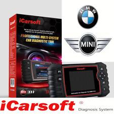 iCarsoft BMM V2.0 - BMW MINI Professional Multi System Diagnostic Scanner Tool