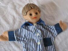 Marionnette à doights  Nicolas  Nounours
