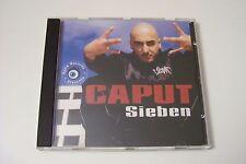 CAPUT - SIEBEN EP CD 2003 (OPTIK RECORDS) Kool Savas SD Kanious