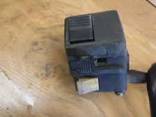 1989 Suzuki Katana GSX 750F F 600 89-97 left handlebar switch headlight signal