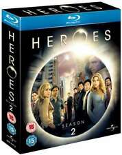 HEROES saison 2 //  coffret BLU RAY neuf