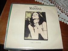 "MADONNA ""  LIKE A PRAYER """" ITALY'89"