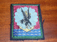 PATCH Insigne regiment Corps d'Armée NAVY Militaire FRENCH ARMY france MARINE