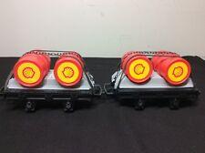 Lgb 45170 Field Railroad Double Drum Car - G Scale Drum Cars