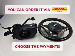 ✅✅BMW E60 E61 HEATED Sport steering wheel FROM ON 05/09 SET KEY VERSION!
