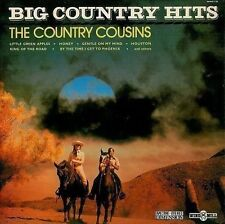 THE COUNTRY COUSINS Big Country Hits LP Vinyl Record Album Windmill 1972 EX