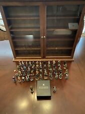 The Fighting Men of the American Revolution, Franklin Mint With 50 Figurines &