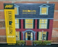 HOME ALONE - Soundtrack, Ltd 180G 2LP RED + GREEN VINYL Gatefold + OBI Sealed!