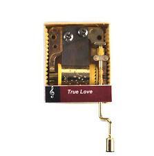 True Love - Bing Crosby  / Grace Kelly (High Society) - Handcrank Music Box