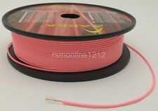 Aapex Pw18500-Pk High Performance Primary Wire 500 Foot 18 Gauge - Pink