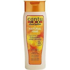 Cantu Shea Butter for Natural Hair Sulfate-Free Cleansing Cream Shampoo, 13.5 oz