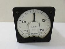 Used Westinghouse  A-C Megawatts 85-25221  Type KP-241