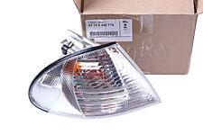 Genuine BMW E46 Sedan Front Right White Turn Corner Light OEM 63136902770