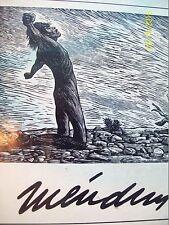 LEOPOLDO MENDEZ. MEXICAN ART BOOK