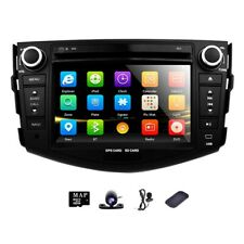"7"" Toyota Rav4 2006 -2012 Car Stereo Radio DVD Player GPS Navigation Bluetooth"