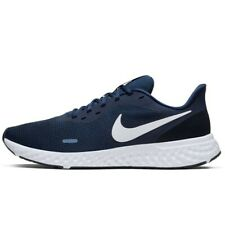 Scarpe running Nike REVOLUTION 5 uomo sneakers tempo libero A3 Blu BQ3204 400