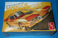 Vintage AMT Matador amt/X-Custom Matador AMT T220 1/25 Scale-Model Car Swap Meet