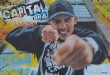 CAPITAL BRA - A3 Poster (ca. 42 x 28 cm) - Rapper Clippings Fan Sammlung NEU