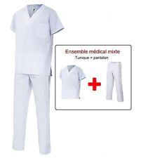 Ensemble médical - tunique médicale - pantalon médical - blouse médicale