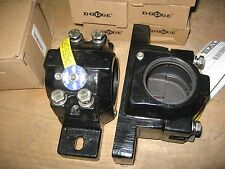Qty 2) Dodge 039947 Split Closed End Block Bearing Housing CH2S-209-USN w/Seals