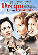 Dream For An Insomniac (DVD, 2006, Widescreen) Jennifer Aniston Ione Skye NEW