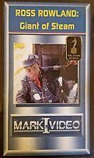 Mark I Video -Ross Rowland: Giant of Steam - DVD