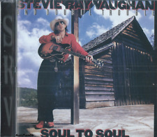 Stevie Ray Vaughan - Soul To Soul/Bonus Tracks- Electric Rock Blues Pop Music Cd