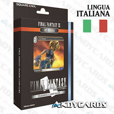 ITALIANO ☻ Starter Deck Final Fantasy IX / 9 ☻ ITA ☻ FF TCG ANDYCARDS