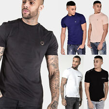 883 Police Mens Designer Casual Cotton Fashion New Branded Shield T shirt Tee