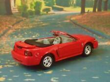 4th Gen 1994– 2004 Ford Mustang V8 Convertible 1/64 Scale Limited Edition D